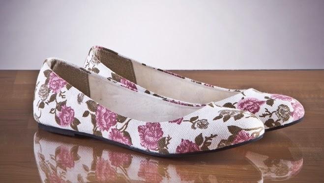 model-sepatu-flat-pentopel-wanita-terbaru