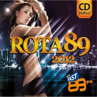 CD Rota 89 Hits 2012 – 2CDs