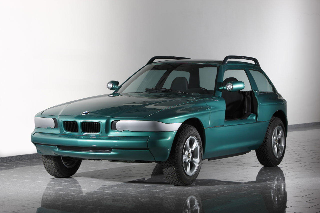 past concepts forgotten prototypes part 1 town country bmw. Black Bedroom Furniture Sets. Home Design Ideas