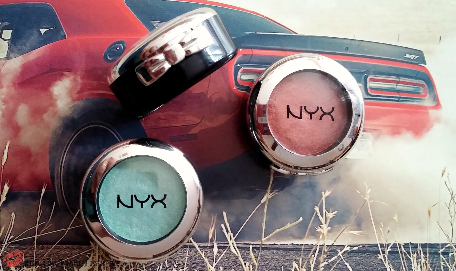 Brown Girl Makeup Musings Nyx Prismatic Eyeshadows Review Part 2
