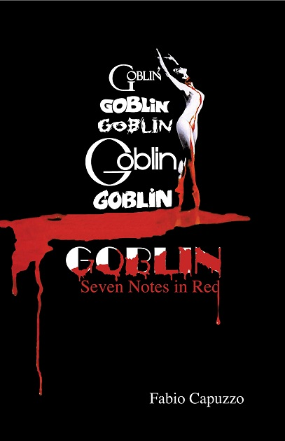 Goblin seven notes in red cover