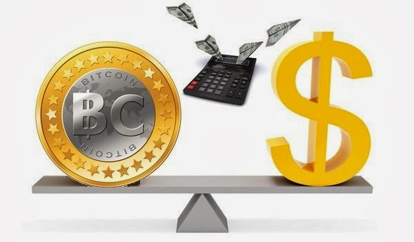 Bitcoin Exchange Rate Calculator for currency conversion