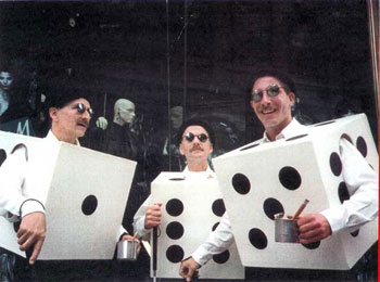 Dice Halloween Costume as seen on Homemcomh