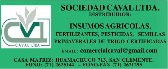 Sociedad Caval Ltda