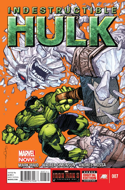 Indestructible Hulk #07 (Marvel Now)