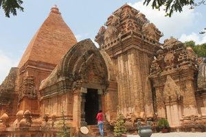 Ponagar Tower in Nha Trang
