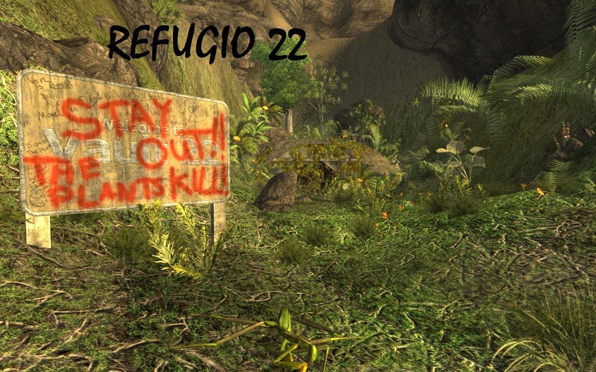 Refugio 22