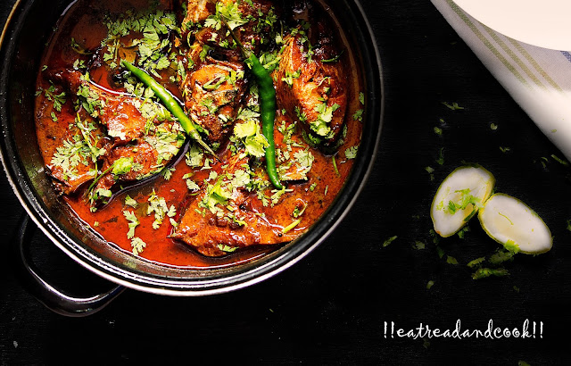 how to cook kerala style meen curry
