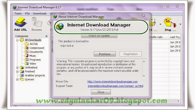 Download IDM 6.17 Full Version