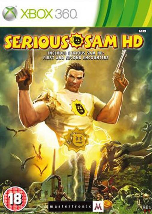 Download Serious Sam HD – The First and Second Encounter XBOX 360