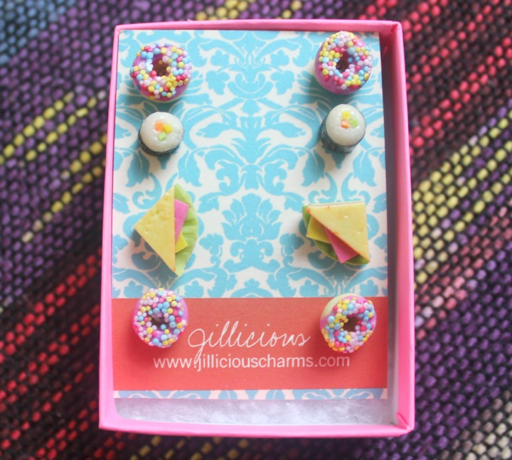 Jillicious Charms and Accessories earrings