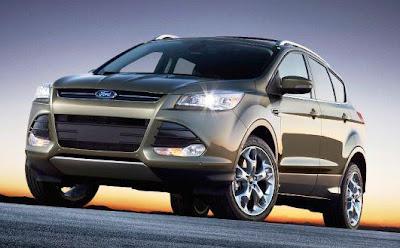 2013 Ford Escape Release Date