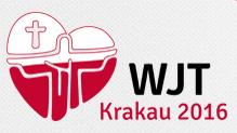 Weltjugendtag 2016 Krakau