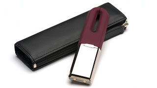 Photo of the Duet USB Vibrator.