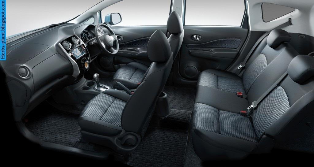 Nissan note car 2013 interior - صور سيارة نيسان نوت 2013 من الداخل