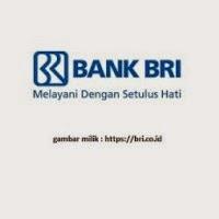 Lowongan Kerja Bank BRI Mei 2015