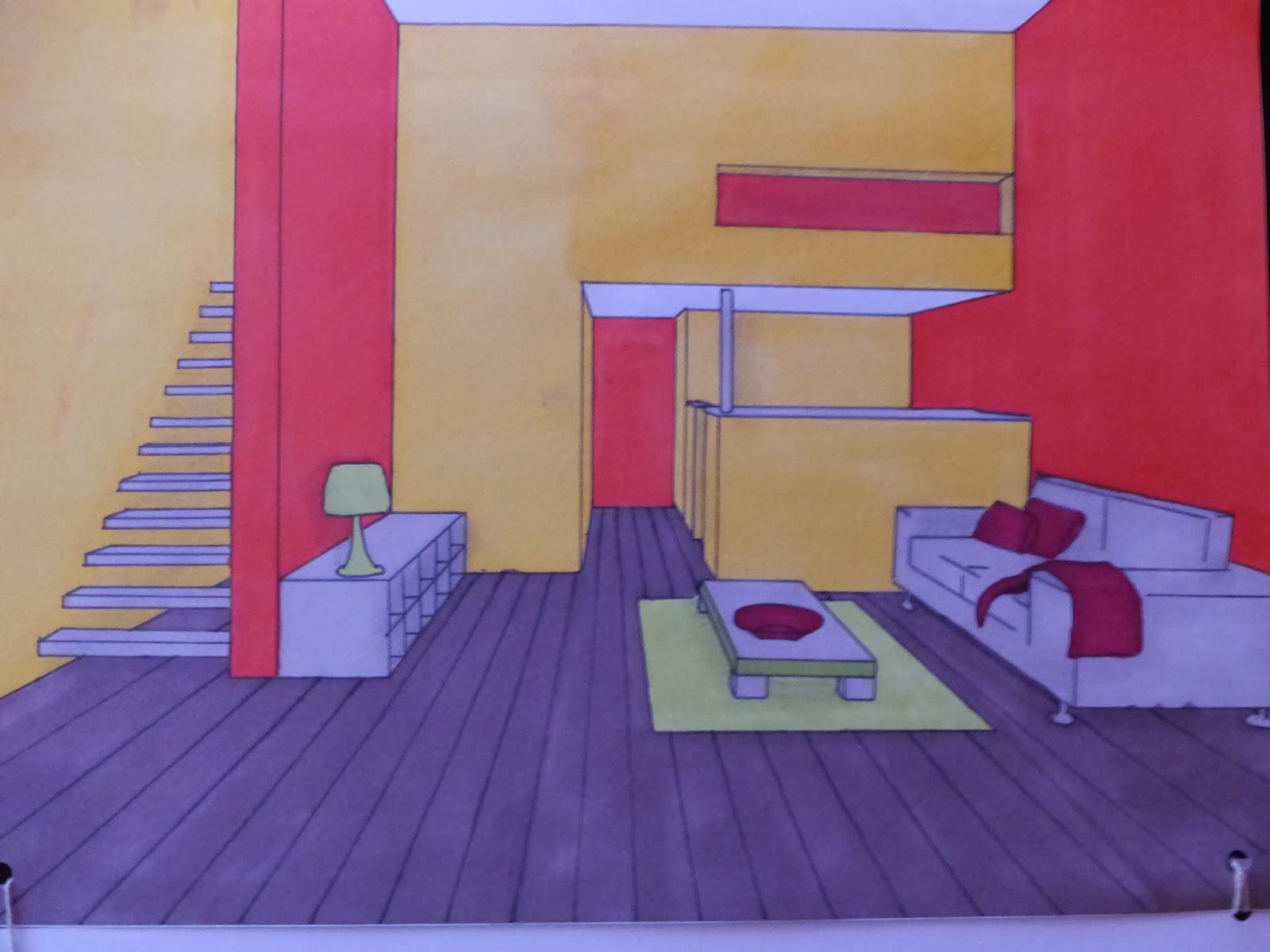 ma formation en d coratrice d 39 int rieur devoir n 1 agencement et d coration de l 39 habitat. Black Bedroom Furniture Sets. Home Design Ideas