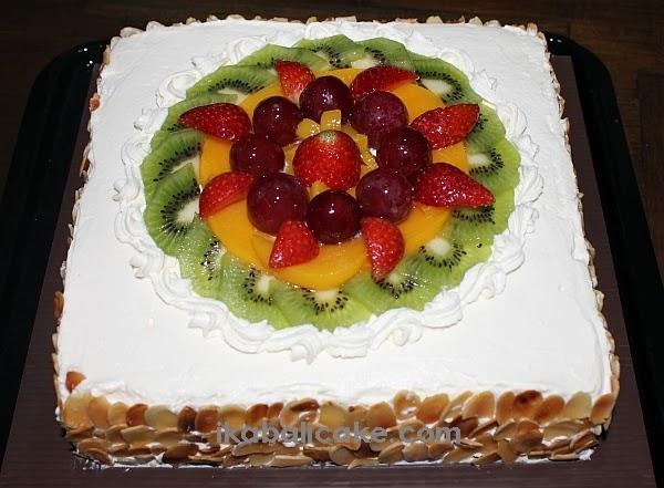 IKA Bali Cake Dessert