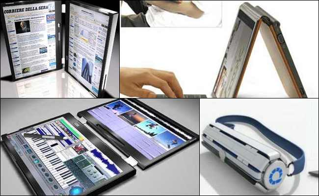 10 Bentuk Laptop yang paling Unik di Dunia