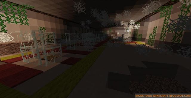 Otra habitación del mapa Puzzlemania 2