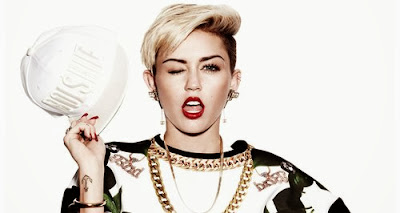 2013: Miley Cyrus