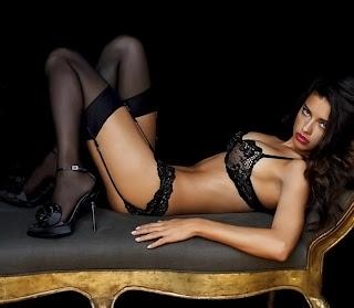 Adriana Lima sexy photo shots for Victoria's Secret