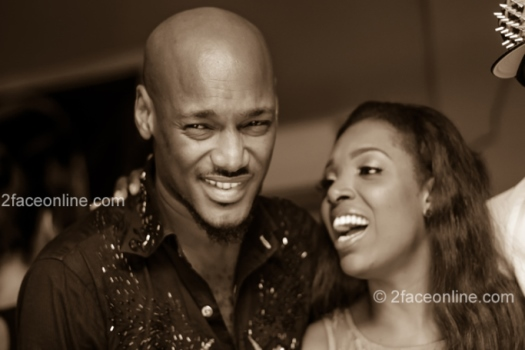 Lovers of Life-2face Idibia gets all romantic at Annie onTwitter