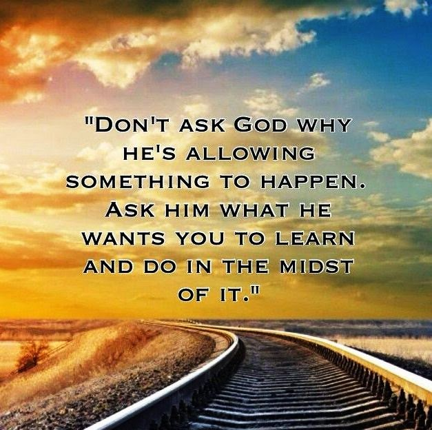 Quote About God Amusing Don't Ask God Why  Quotes And Sayings