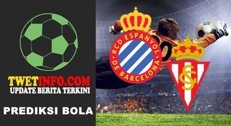 Prediksi Espanyol vs Sporting Gijon