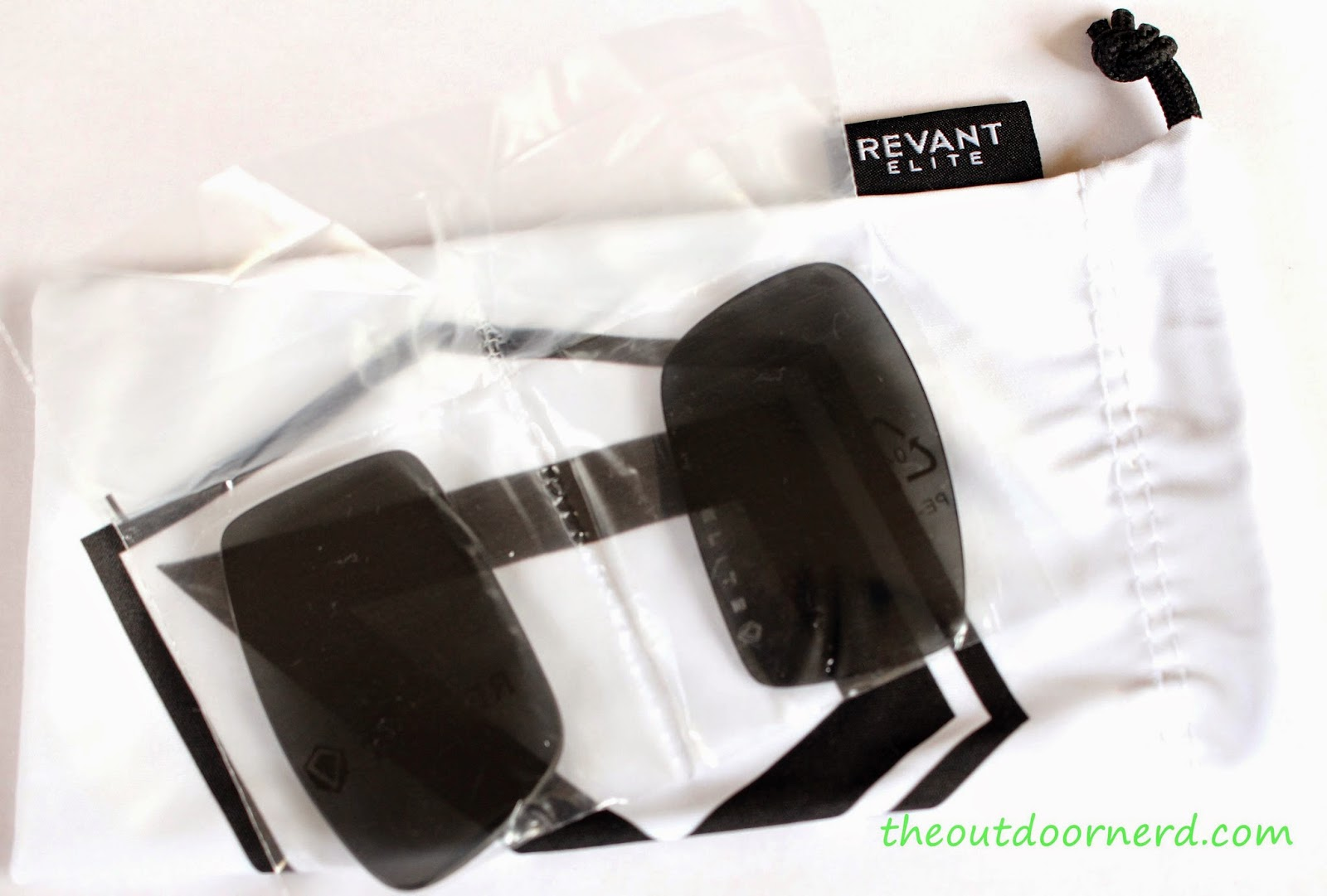 Revant Elite HC3 Replacement Lenses For Oakley GasCan: Unboxed 2