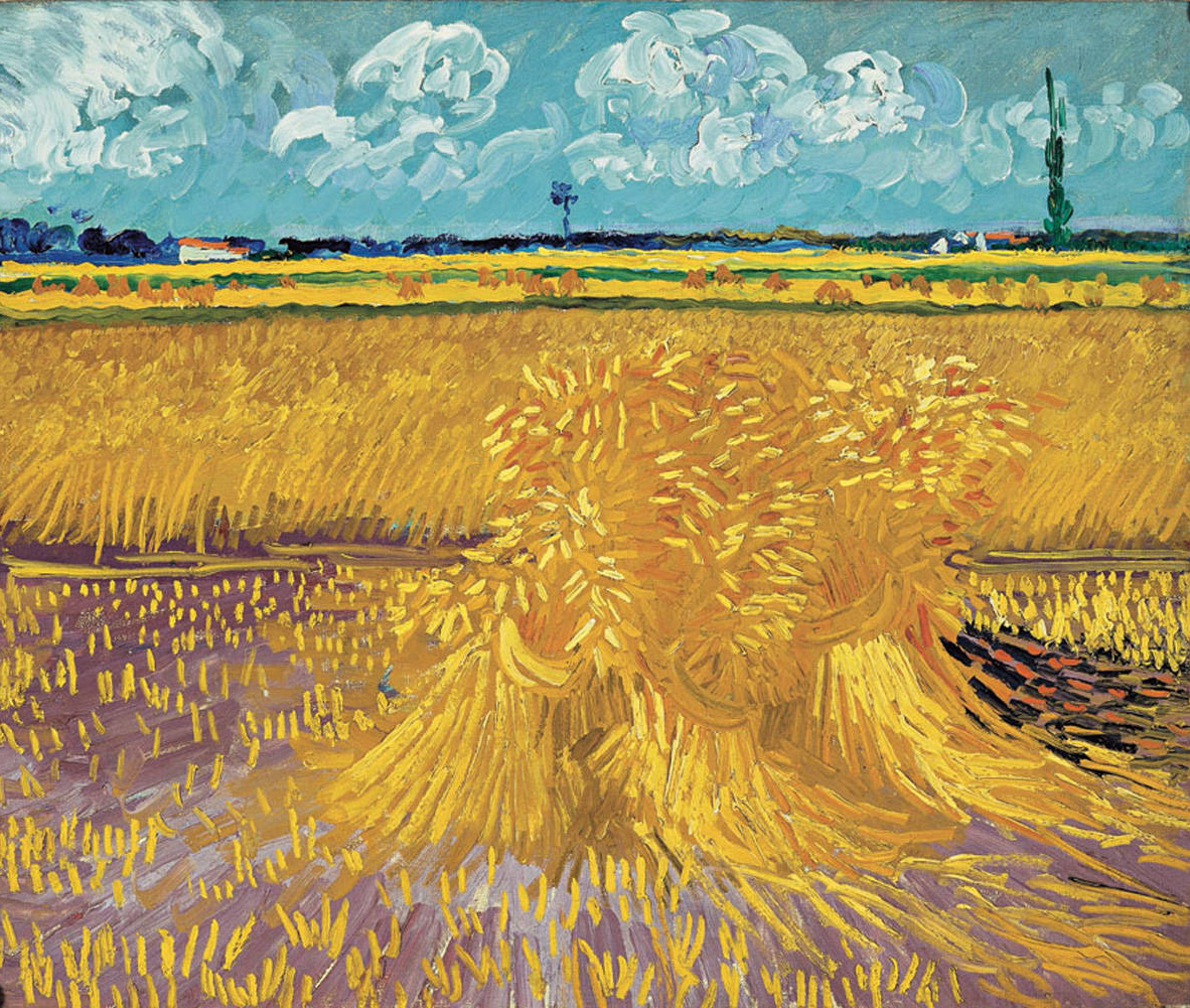 a field of wheat essay Sinclair ross ross, sinclair - essay homework help  in a field of wheat a family's entire crop is destroyed by a sudden hailstorm,  in the essay, she.