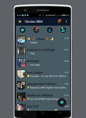 BBM Mod