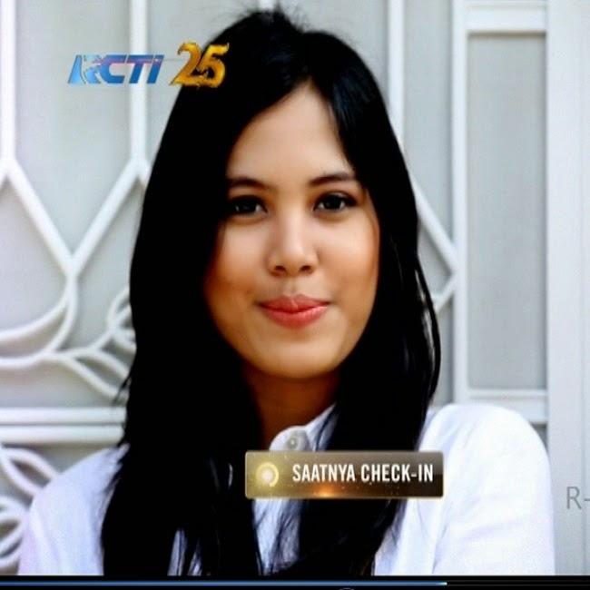 ghaitsa kenang rising star indonesia live duel 2 oktober 2014