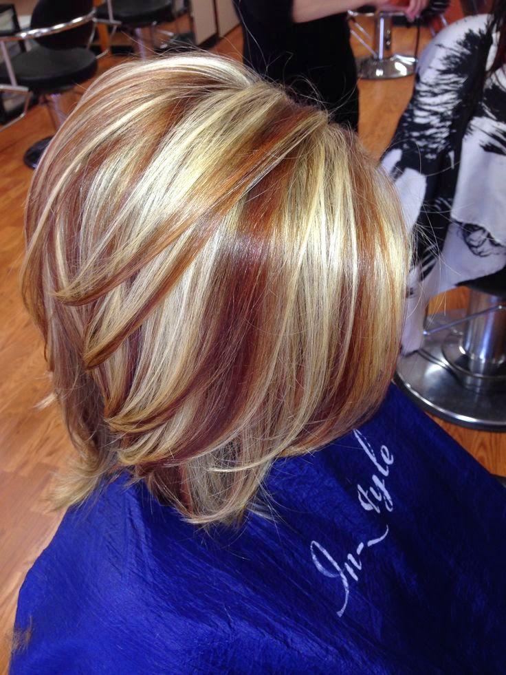Как красиво покрасить волосы в два цвета фото в домашних условиях