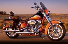 Harley Davidson FLHXSE2 CVO Softail Convertible