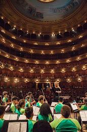 Teatro Colón: Encuentro Internacional de Orquestas Juveniles