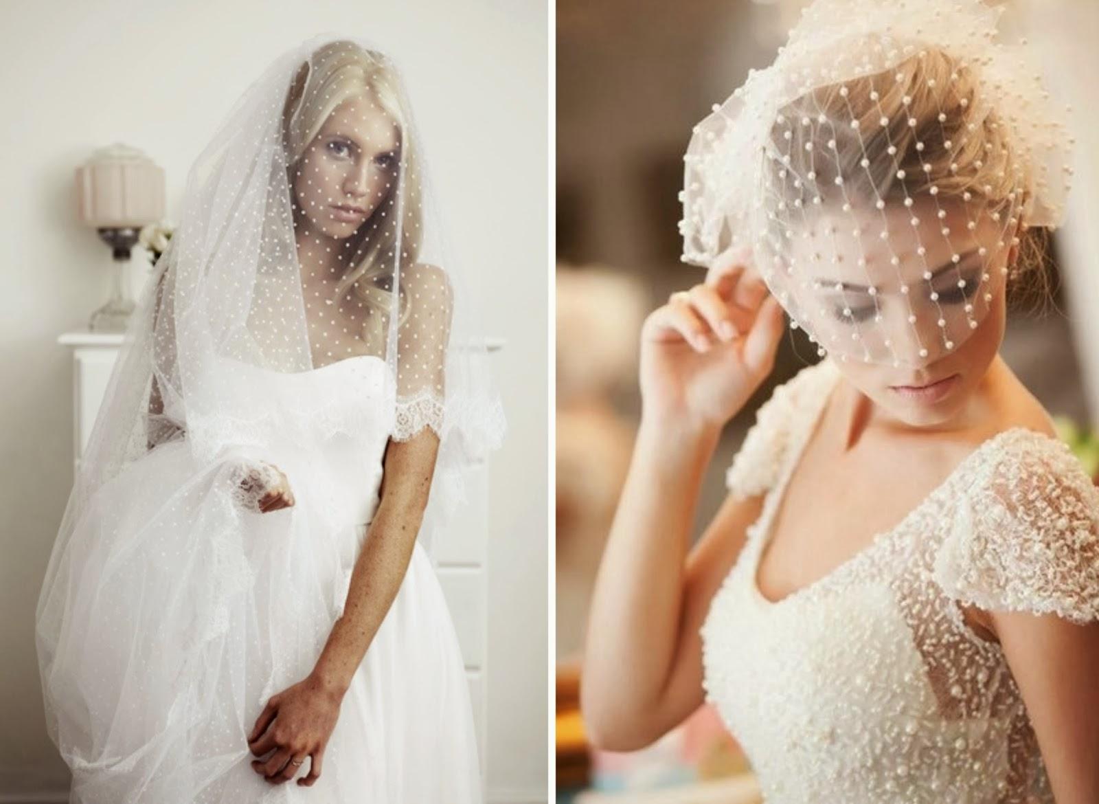 BRIDE CHIC: DOTS