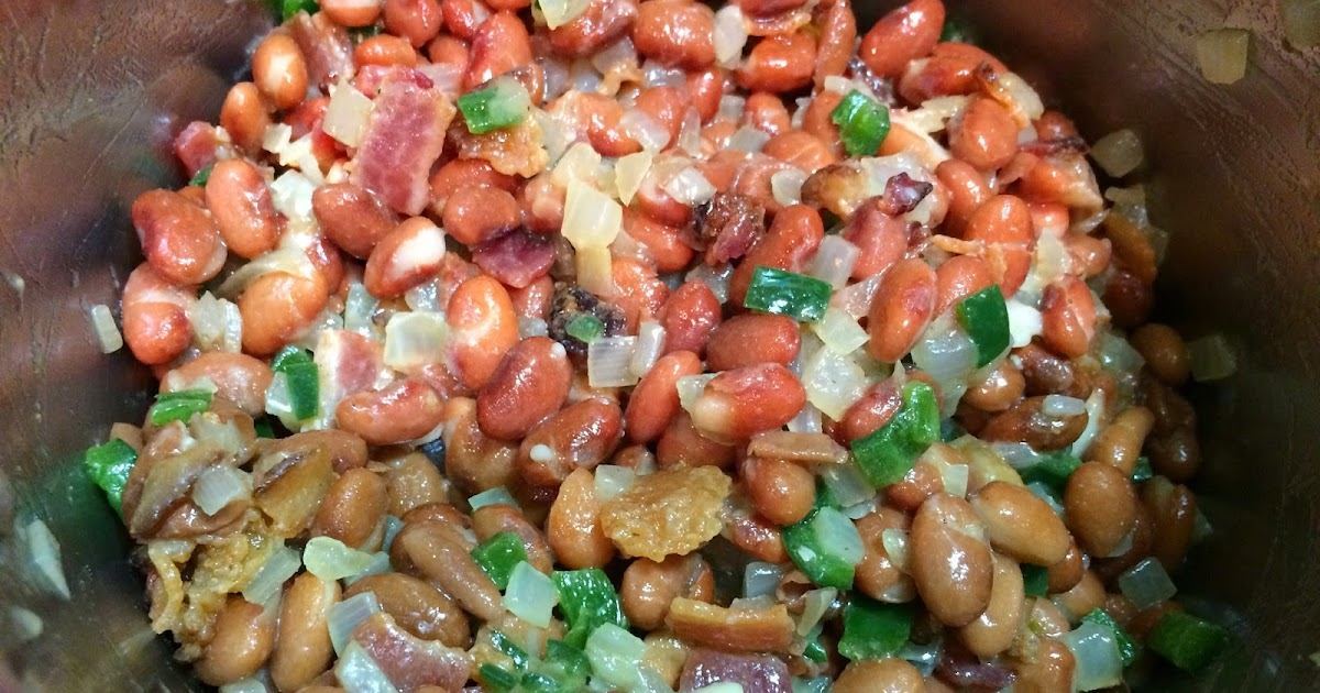 Cooking with SAHD: Santa Maria-Style Pinto Beans