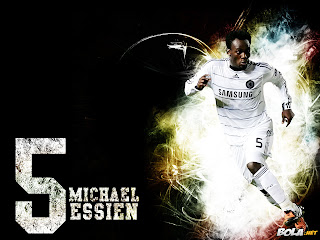 Michael Essien Chelsea Wallpaper 2011 5