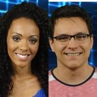 Aline e Ivan formam o primeiro Paredão do 'BBB13'