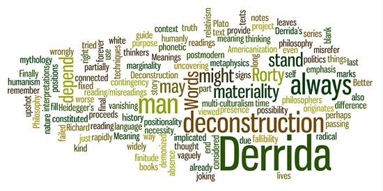 derrida differance essay