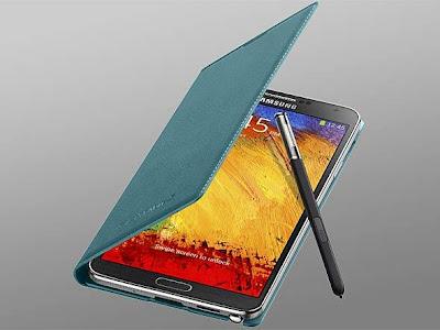 Spesifikasi Samsung Galaxy Note 3 terbaru lebih besar, ringan dan tipis