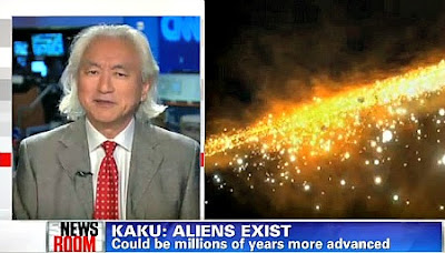 Michio Kaku On Alien Invasion