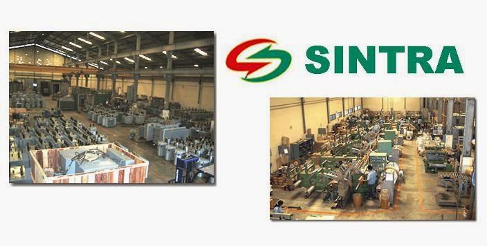 www.transkerja.com - Lowongan Kerja PT Sintra Power Elektrik Newton Techno Park Cikarang Selatan Bekasi