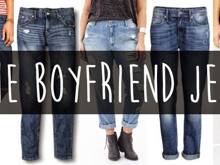 Fall Style Staples: The Boyfriend Jean