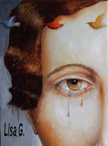 les larmes du peintre