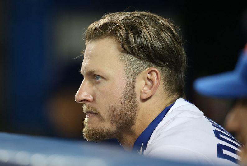 josh donaldsons year  hair retrospective