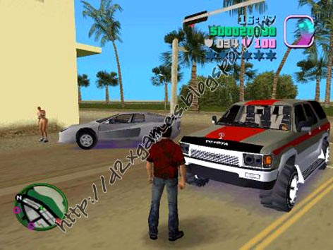 Free Download Games Gta Vice City