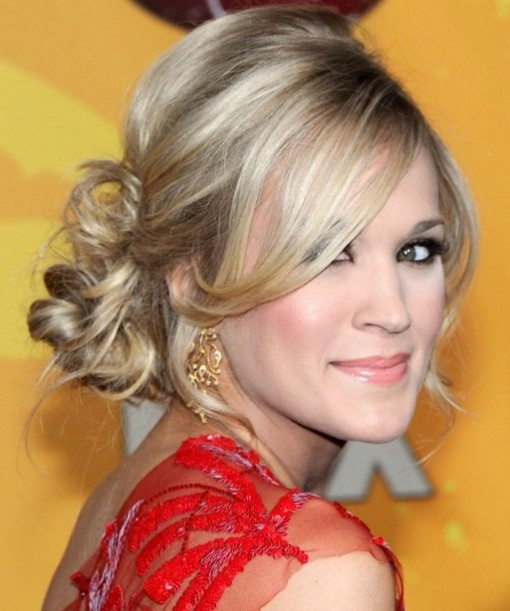 Stylish celebrity updo hairstyles 2011 cool styles hollywood hairstyle pmusecretfo Choice Image