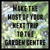 make the most of your next trip to the garden centre